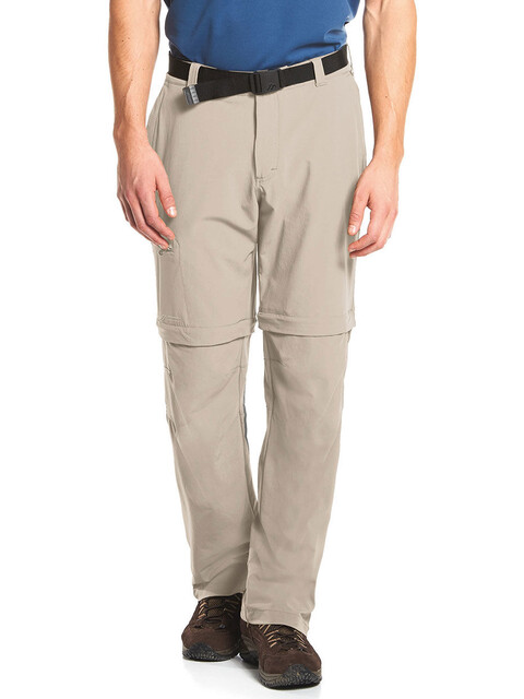 Maier Sports Tajo Zip Off Pants Men Feather Gray